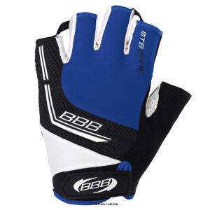 Перчатки велосипедные BBB MTB Zone BBW-33, синий