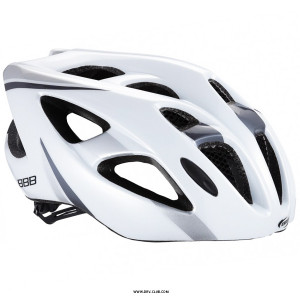 Шлем велосипедный BBB Kite BHE-33, white-grey