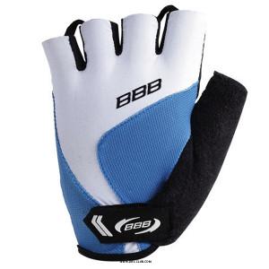 Перчатки велосипедные BBB Classic, синий