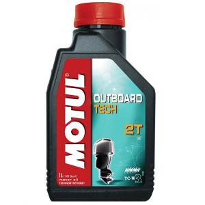 Масло Motul Outboard Tech 2т