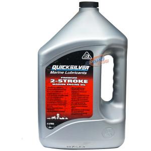 Масло Quicksilver Premium 2-stroke marine engine oil