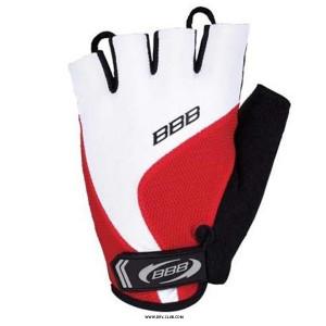 Перчатки велосипедные BBB Classic, красный
