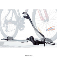 Крепление велосипедное вертикальное Thule Proride