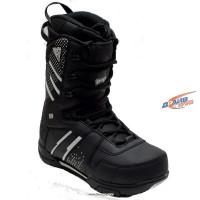 Ботинки сноубордические BlackFire B&W black