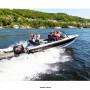 Моторная лодка Салют PRO 525