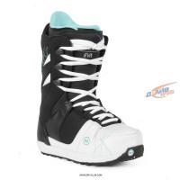 Ботинки сноубордические Nidecker Eva Lace Black
