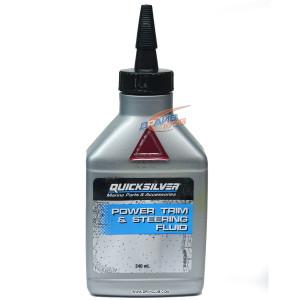 Гидравлическая жидкость Quiksilver Power trim & steering fluid