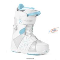 Ботинки сноубордические Nidecker Transit W Boa White