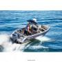 Алюминиевый катер Buster Magnum Pro с подвесным мотором