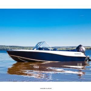 Моторная лодка Салют Explorer 480