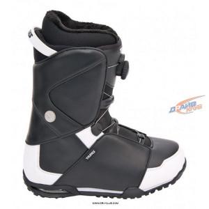 Ботинки сноубордические Trans Men Park Easy Lock black