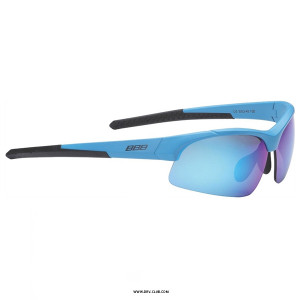 Очки солнцезащитные BBB Impress Small PC Smoke, синий