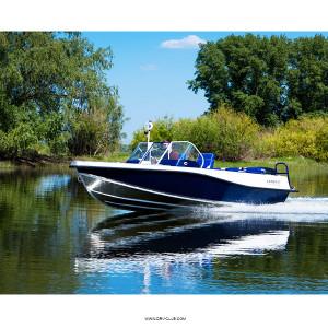 Моторная лодка Салют Navigator 525