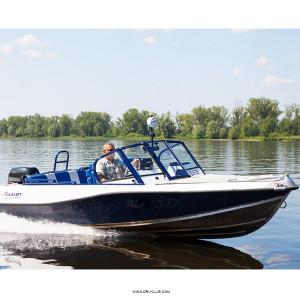 Моторная лодка Салют Navigator PRO 525