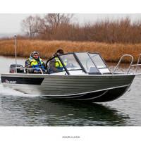 Моторная лодка Салют 480 М PRO