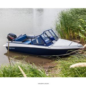 Моторная лодка Салют NewLine 430 (NL430)