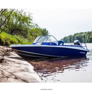 Моторная лодка Салют NewLine 460 (NL460)