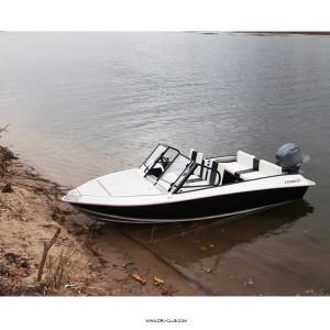 Моторная лодка Салют NewLine 490 (NL490)